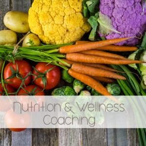 Nutrition Counseling & Wellness Coaching