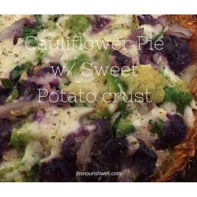 Cauliflower Pie