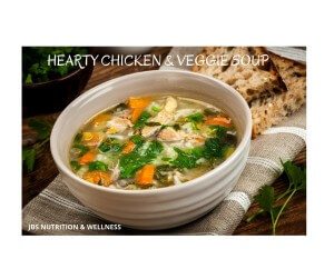 Chicken&VeggieSoup
