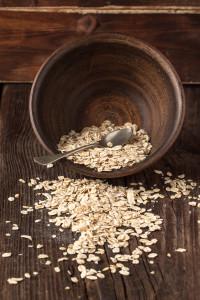 Rustic oats