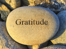 4 Science-Based Reasons to Commit to a Gratitude Practice… all Season Long!
