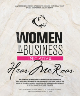 SRQ Women in Business Initiative 2019 Nominee